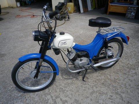Moto Guzzy Mofa  Dingo  60 CM  3 Gang