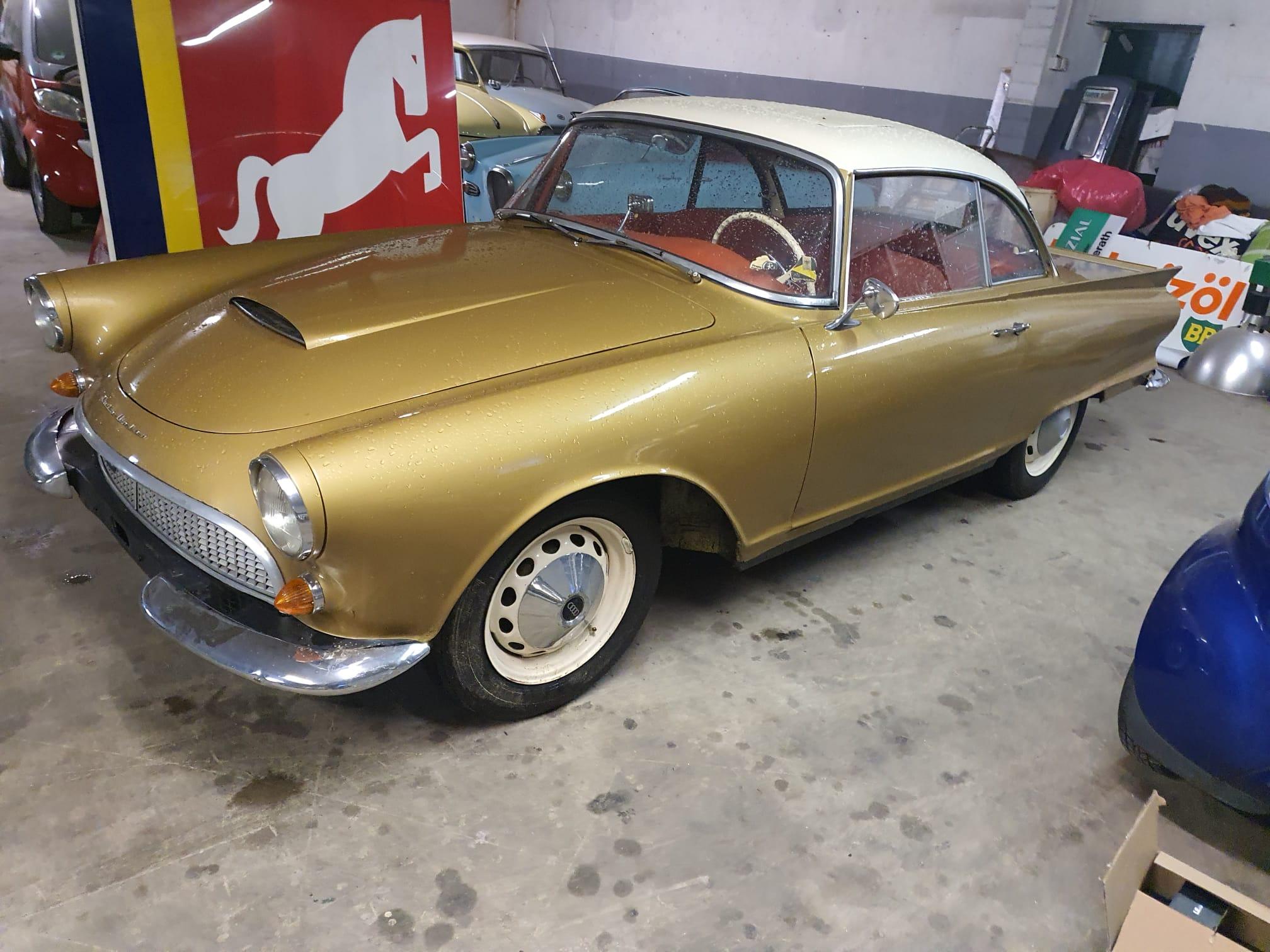 Autounion SP bj 1960 1.Hand 1