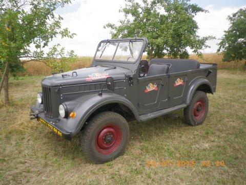 Gaz 69 Russicher Geländewagen Bj 69 mit H zulassung