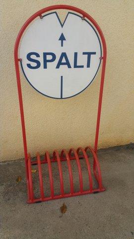 SPALT Fahrradständer