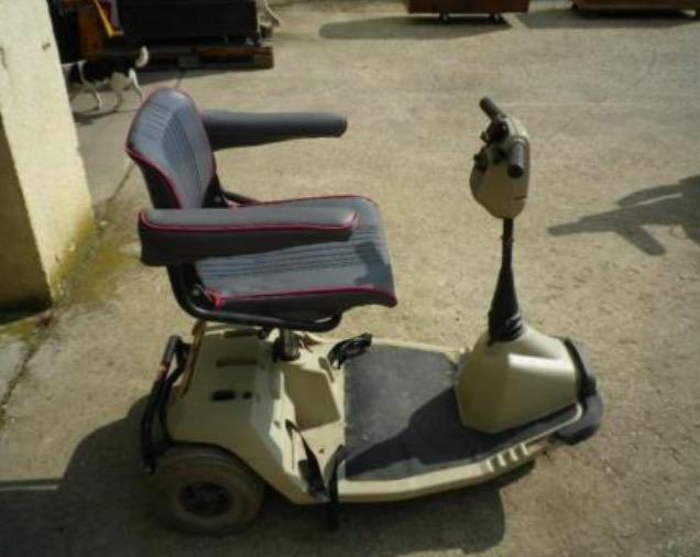 Elektrorollstuhl, Senioren Handbike, Elektromobil
