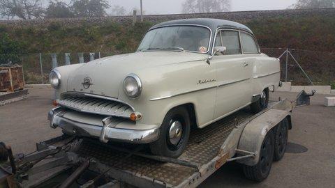 Opel Rekord Bj 1955