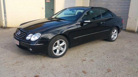Neuzugang. Mercedes 240 CLK Bj 2004 orig 59000km 1 Hand