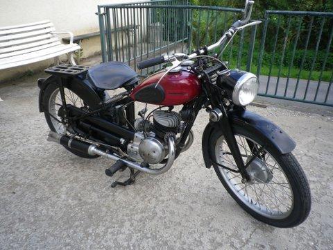 Rabeneick 125CM  Bj 1950